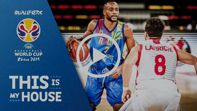 Nike Top 5 Plays - 24 Nov - FIBA Basketball World Cup 2019 - African Qualifiers