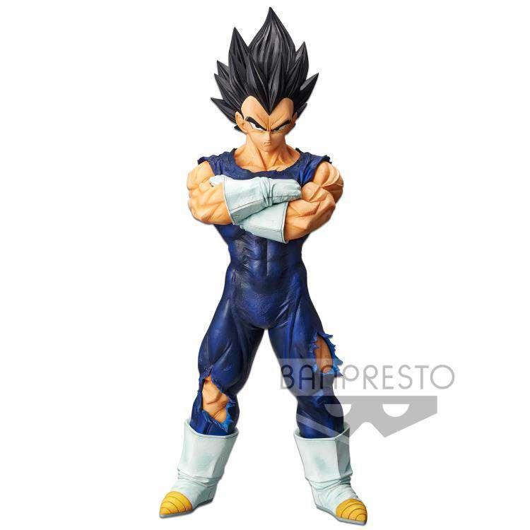 Image of Dragon Ball Z Grandista Nero Vegeta - AUGUST 2019