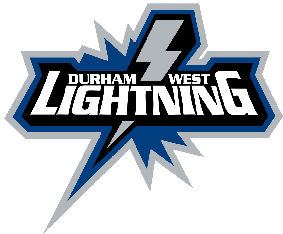 Logo Durham West Lightning