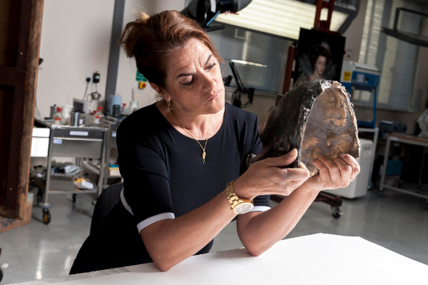 National Portrait Gallery Acquires DEATH MASK By Tracey Emin