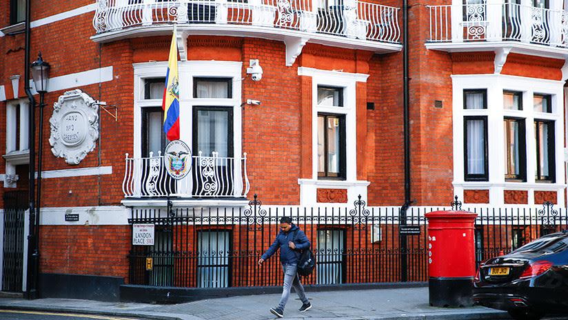 WikiLeaks asegura que el Gobierno de Ecuador expulsará a Julian Assange dentro de