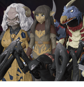 THE DARK CRYSTAL: AGE OF RESISTANCE FUNKO