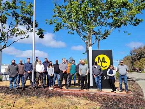Murray Company Northern California Celebrates 10 Years!