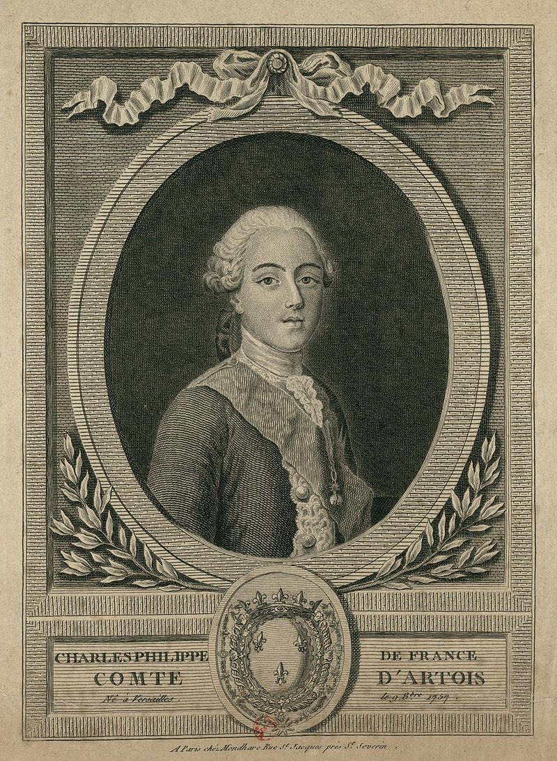 Портрет Карла x, как граф Artois.jpg