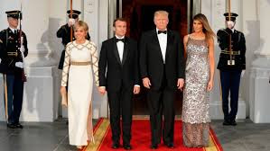 Q Anon: State Dinner - Red Carpet  - We Endure - What's At Risk? (Video)