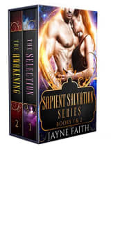Sapient Salvation Series Box Set: Books 1 & 2