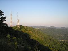28ª Trilha - Morro das Antenas - Santa Maria RS - Trilha noturna - 08.03.2008 por CLUBE TREKKING SANTA MARIA RS BRASIL