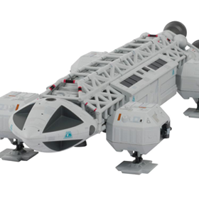 Space: 1999 Starships Collection Eagle One Transporter