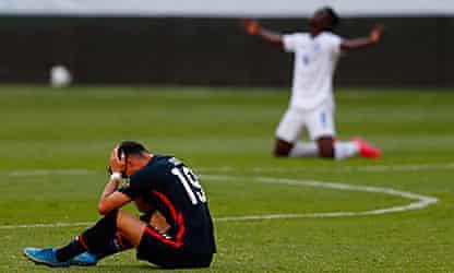 'Devastated' USA men to miss third straight Olympics after Honduras loss