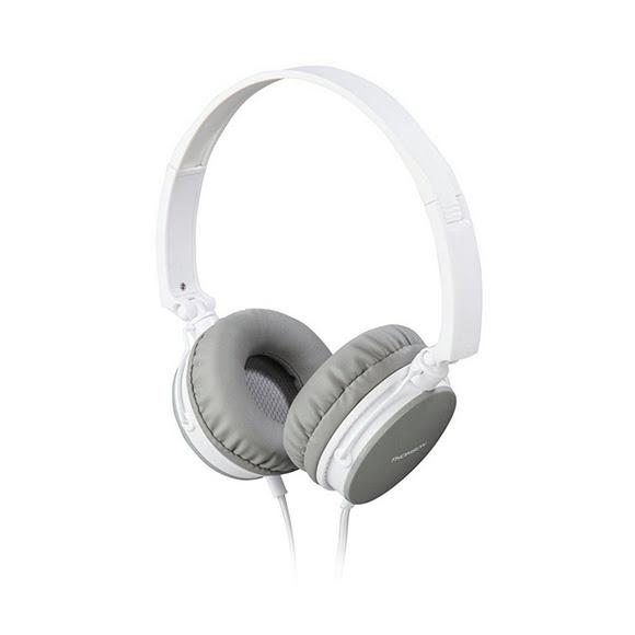 Utolsó darabok - Thomson HED2205 fejhallgató, fehér-szürke
