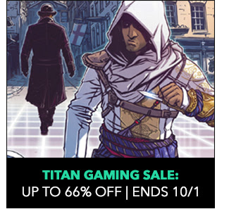 Titan Gaming Sale: up to 66% off! Sale ends 10/1.