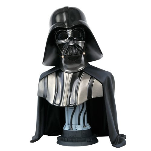 Image of Star Wars Legends in 3D Darth Vader 1:2 Scale Bust - JANUARY 2021