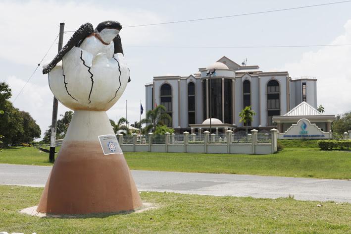 Casa de Gobierno de Guyana