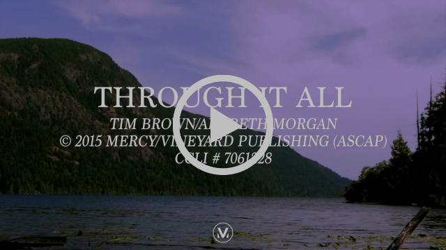 THROUGH IT ALL | Vineyard Worship
