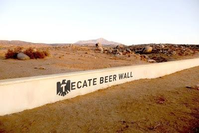 #TecateBeerWall