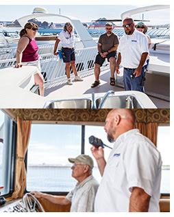 Learn Houseboating