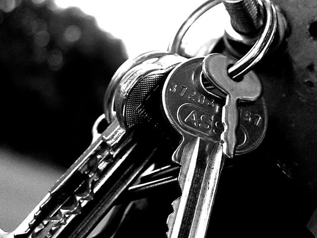 Keys. from Flickr via Wylio