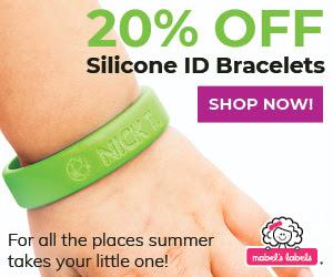 Silicone ID Bracelet