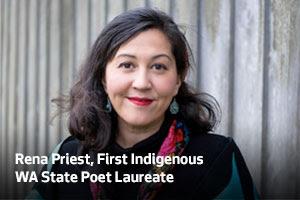 Rena Priest, First Indigenous Washington State Poet Laureate