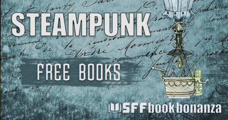 Steampunk free books