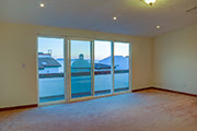 Ocean Views from Bedrooms