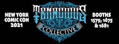 Tenacious Collective banner black high