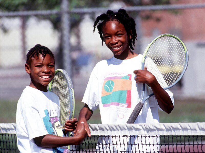 Two Brothers In Womens Tennis Committing Multi Million Dollar Fraud!! Serena Williams Refers To Sister Venus As A He, Before Calling Herself A Man