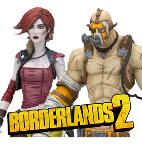 NEW BORDERLANDS FIGURES