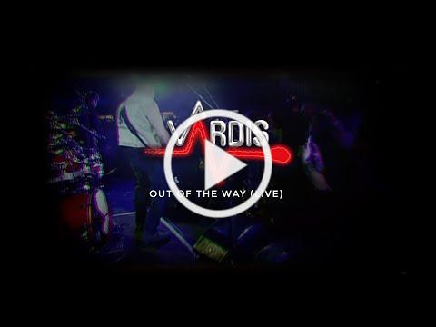 Vardis - Out Of The Way (Live) (Official Lyric Video)