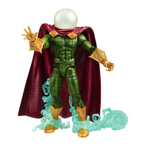 Image of Spider-Man Retro Marvel Legends Series 6-Inch Mysterio Action Figure - Exclusive