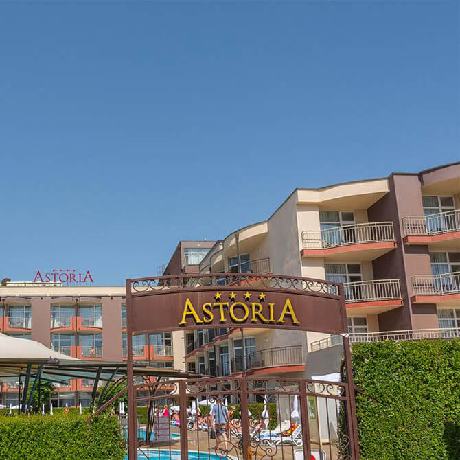 Hotel MPM Astoria 4*