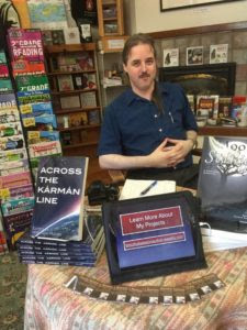 Fireside Booksigning 5-30-15