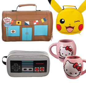 Lunch Boxes, Mugs and More