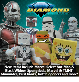 New from Diamond Select