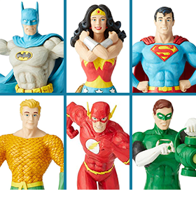 DC Comics Enesco Items