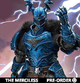 Dark Nights: Death Metal Dynamic 8ction Heroes DAH-070 The Merciless