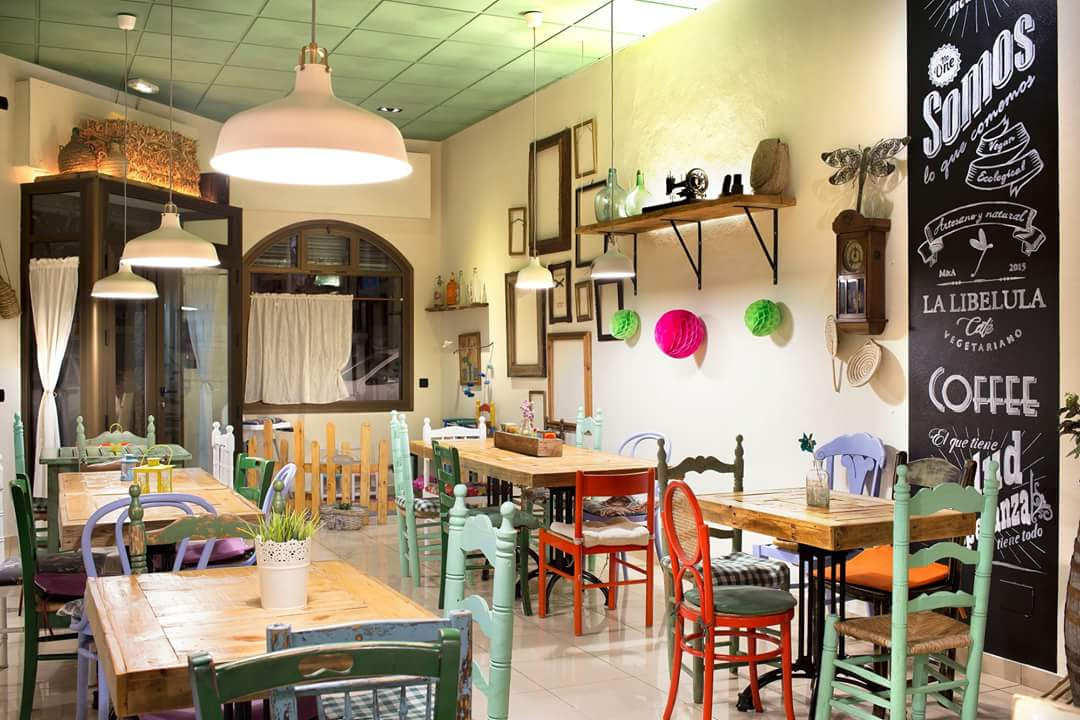 restaurante vegano en Fuengirola