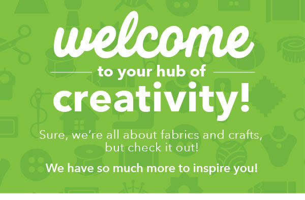 Welcome to your hub of creativity!