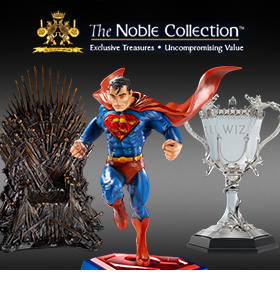 NEW FROM THE NOBLE COLLECTION