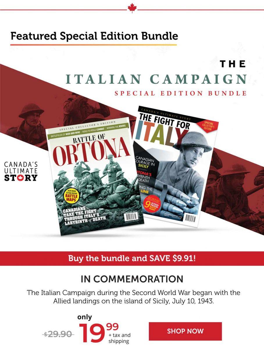The Italian Campaign Bundle