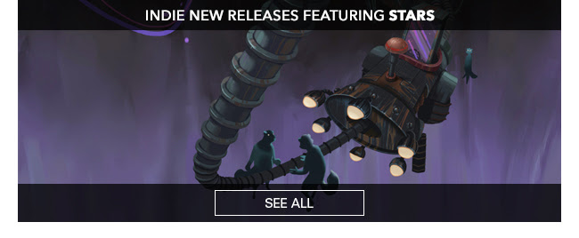 Indie New Releases featuring Stars See All