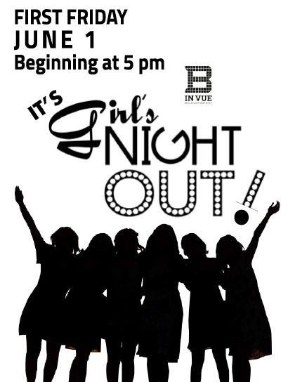 It's Girls' Night Out in Bellevue this Friday!