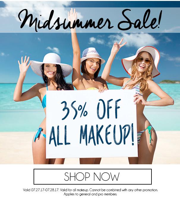 35% Off All Makeup