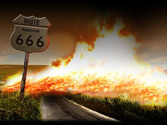 ruta 666 carretera infierno - La carrtera del diablo