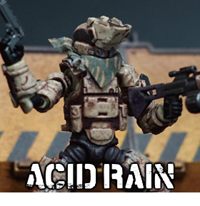 Acid Rain FAV-A10 Seth Ranger