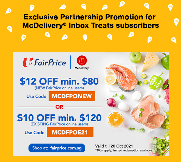 Fairprice Promotion