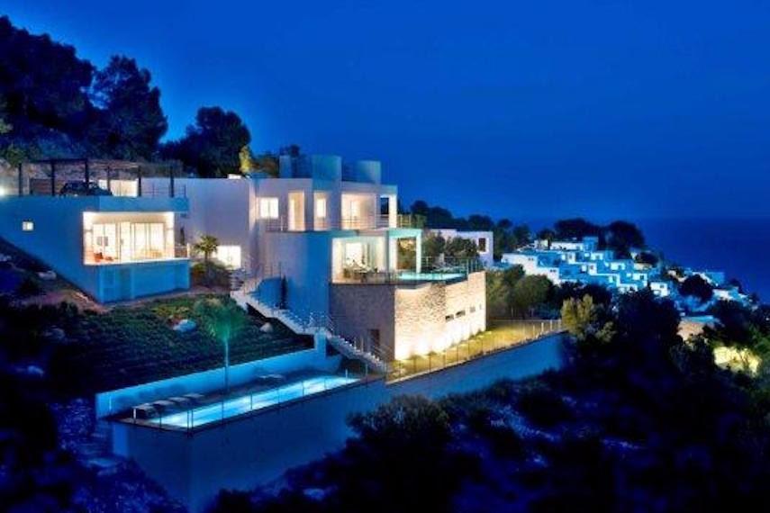 Roca Llisa Famously designed Villa