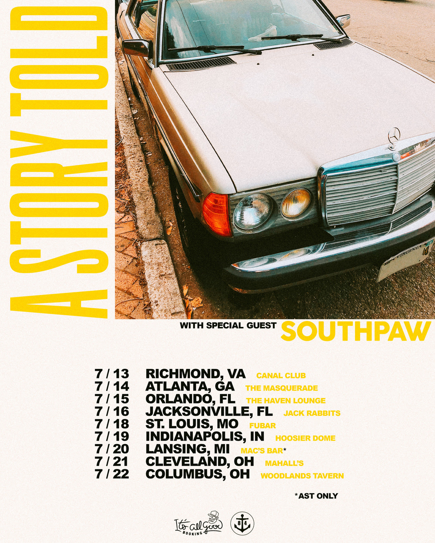 southpaw tour