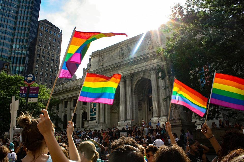 Parada Do Orgulho, Nova York Orgulho, Nyc, Lésbica