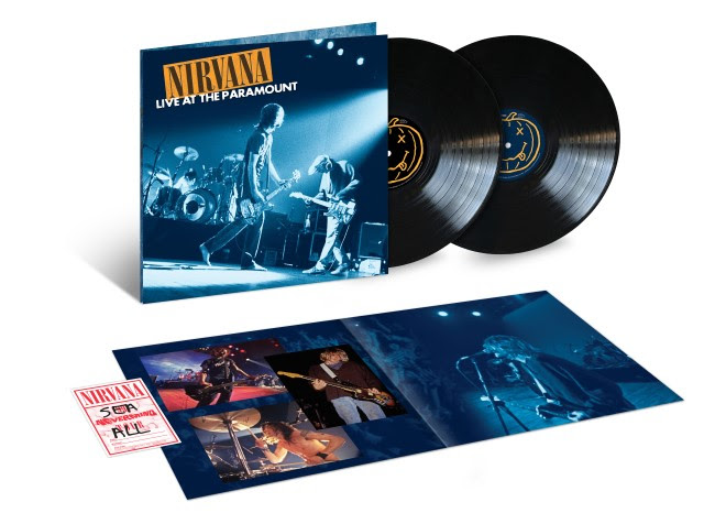 Vinyle Nirvana - Live at the Paramount